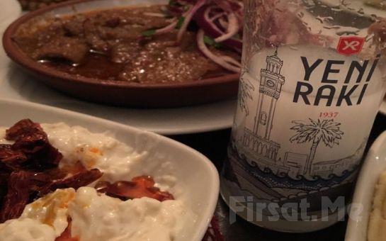 Eski Meyhane ve Restaurant Çayyolu'nda İçecek Dahil Keyifli ve Leziz Akşam Yemeği Ziyafeti!