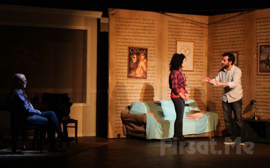 Aysa Prodüksiyon Tiyatrosu'ndan TOPUKLU TERLİK SÜT YAPAR Tiyatro Oyununa Giriş Bileti