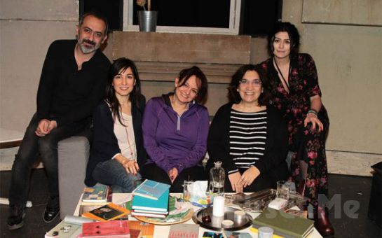 Deniz Çakır, Füsun Demirel, Kadir Çermik'ten Bütün Kadınların Kafası Karışıktır Tiyatro Oyunu Bileti