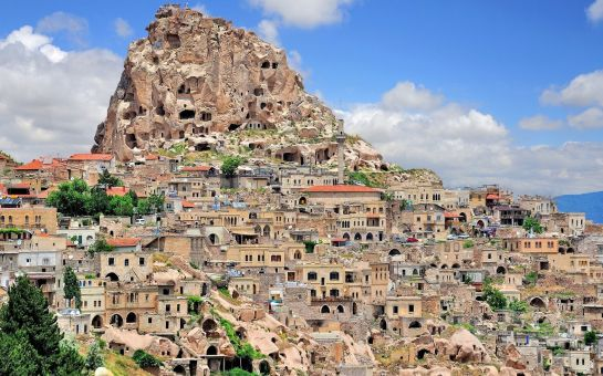 Vento Tur'dan 1 Gece 2 Gün Konaklamalı Kapadokya Turu