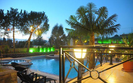 Bayramoğlu Pedaliza Otel'de Konaklama ve Kahvaltı Keyfi