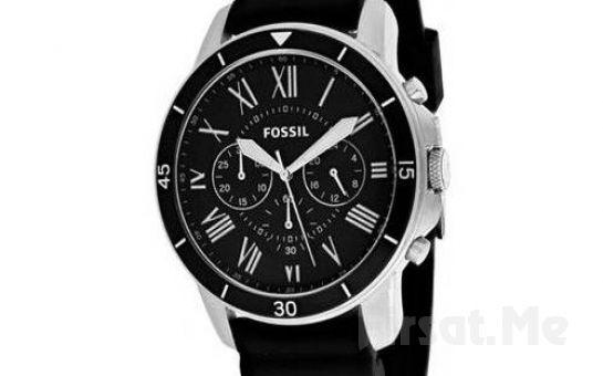 ''Tek Saat'' Kalitesiyle Fossil Fs5254 Erkek Kol Saati 910 TL Yerine 389.99 TL! (Ücretsiz Kargo)