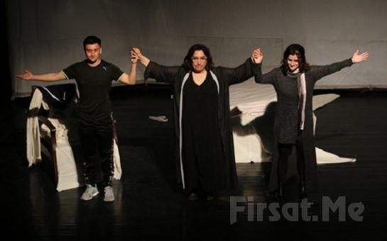 Füsun Demirel'den ''Aşk Dersleri'' Tiyatro Oyun Bileti!