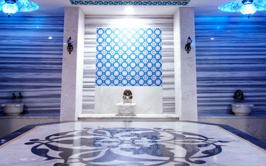 5 Yıldızlı Sandıklı Safran Thermal Resort Hotel'de Yarım veya Tam Pansiyon Konaklama ve Termal Keyfi!