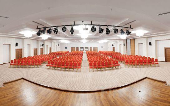 5 Yıldızlı Sandıklı Safran Thermal Resort Hotel'de Yarım veya Tam Pansiyon Konaklama ve Termal Keyfi