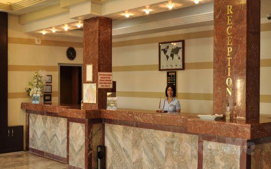 Kütahya Yoncalı Termal Otel'de Yarım Pansiyon Konaklama, Fizik Tedavi Uygulaması, Termal Tesis Kullanımı