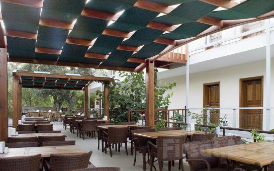 Elite Hotels Bodrum'da Gidiş Dönüş Uçak Bileti ve Kahvaltı Dahil Konaklama Paketleri
