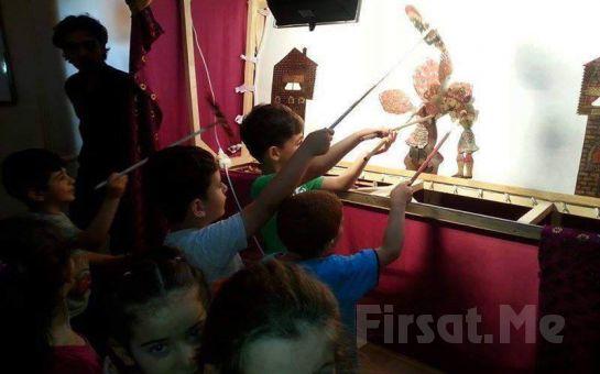 1001 Sanat'tan KARAGÖZ ''GİZEMLİ AĞAÇ'' Gölge Oyunu Biletleri!