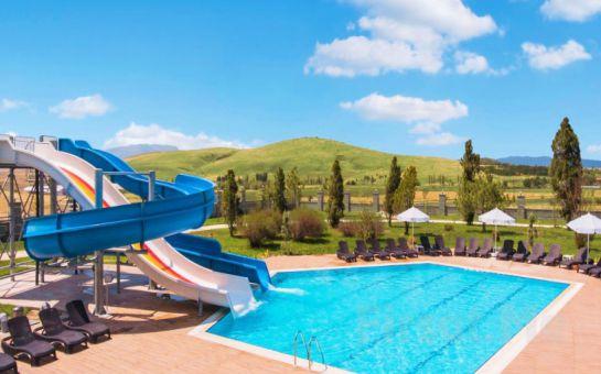 Afyon Sandıklı ''May Thermal Resort & Spa'' da Yarım Pansiyon Konaklama ve Termal Havuz Kullanımı!
