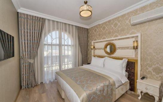 İstanbul Tarihinin Merkezinde Sultanahmet Harmony Hotel'de Kahvaltı Dahil Konaklama!