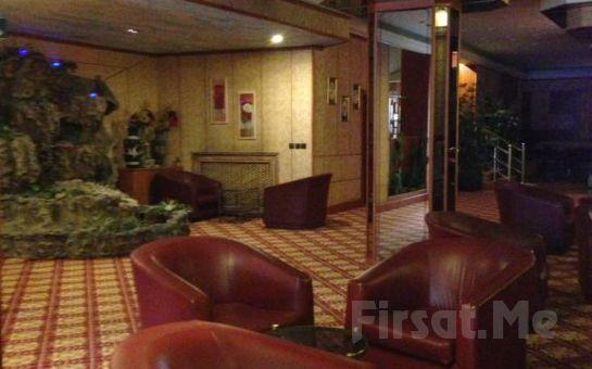 İstanbul Beyoğlu Hotel Monopol'de 2 Kişi 1 Gece Konaklama ve Açık Büfe Kahvaltı Keyfi