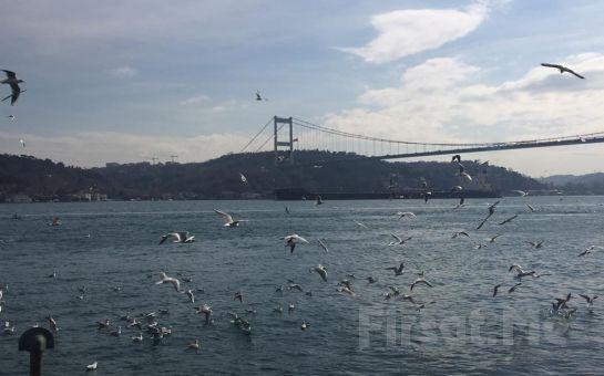 """Baltalimanı Portaxe'de Muhteşem Boğaz Manzarasına Karşı 23 Nisan'a Özel """"Kahvealtı Festivali"""" Biletleri!"""