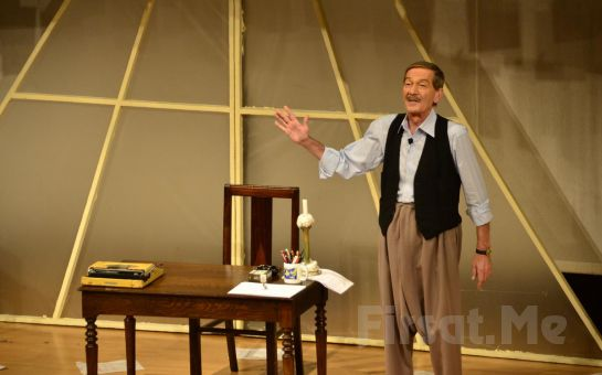 Usta Oyuncu Ferhan Şensoy'dan Ferhanca Mizah Penceresiyle FERHANGİ ŞEYLER Tiyatro Oyunu Biletleri