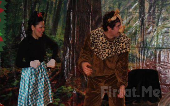 Ankara Matine Suare Sanat Akademisi'nden İki Haylaz Fare Çocuk Tiyatro Oyun Biletleri