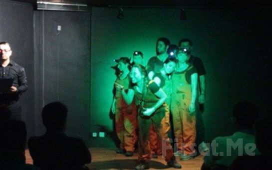 Ankara Matine Suare Sanat Akademisi'nde Japon Kuklası Tiyatro Oyun Bileti