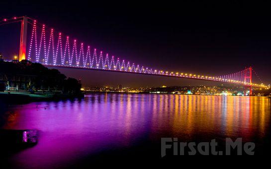 Bosphorus Organization'la Boğaz'da Doğum Günü Partisi ve Sınırsız Alkollü İçecek Seçeneğiyle Açık Büfe Akşam Yemeği Keyfi