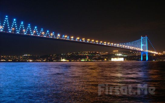 Bosphorus Organization'la Boğaz'da Doğum Günü Partisi ve Sınırsız Alkollü İçecek Seçeneğiyle Açık Büfe Akşam Yemeği Keyfi!