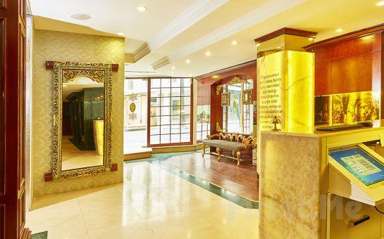 İstanbulun Kalbi Sultanahmet Seres Old City Otel'de Kahvaltı Dahil Konaklama