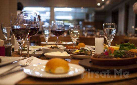 Boğazın Ortasında, İki Kıta Arasında Suada Club Aslan Restaurant'ta Yerli İçecek Eşliğinde Leziz Akşam Yemeği Fırsatı