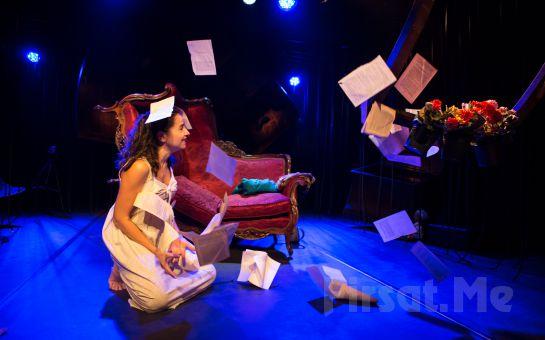 Bihter Dinçel'den Tek Perdelik AŞİYAN Tiyatro Biletleri