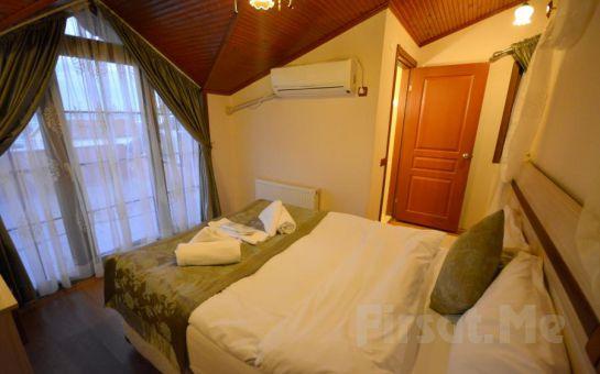 Ağva Sahil Yıldızı Otel'de Açık Büfe Kahvaltı Dahil 2 Kişi 1 Gece Konaklama Keyfi