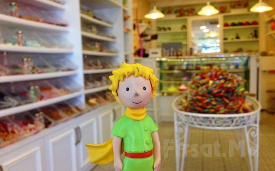 Büyükada Şekercisi Candy Island'da El Yapımı Tatlı, Limonata ve Kahve Keyfi
