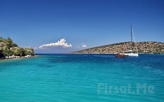 Karyada Gemicilik ve Yat Turizm'den 8 Günlük Marmaris - Fethiye Tekne Turu ve Tatil Keyfi