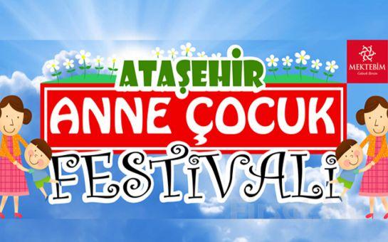 3 - 4 Haziran'da Mektebim Koleji Ataşehir'de Anne - Çocuk Festivali Biletleri!
