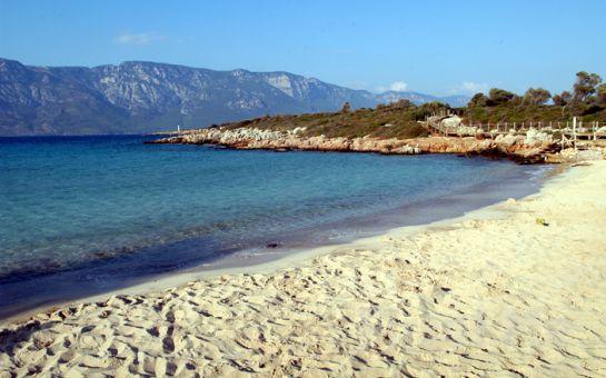 Öğle Yemeği Dahil Marmaris Sedir Adası ve Kleopatra Plajı Günübirlik Tekne Turu