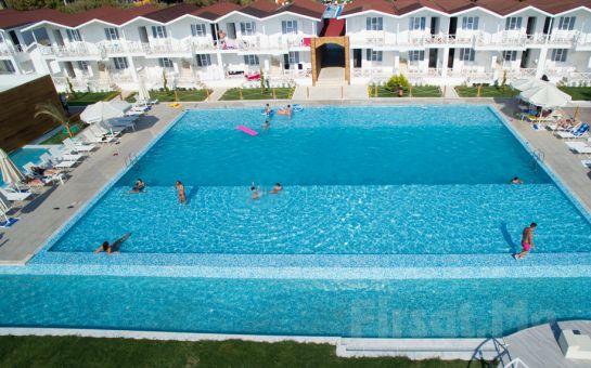 Kuşadası Risus Aqua Beach Resort Hotel'de Her Şey Dahil Konaklama Keyfi