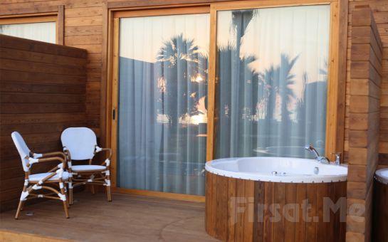 Kuşadası Risus Aqua Beach Resort Hotel'de Her Şey Dahil Konaklama Keyfi!