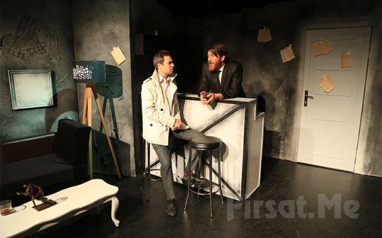 Onur Şenay, Ümit İlban ve Pamela Spence'den AŞK LİSTESİ Tiyatro Oyun Biletleri