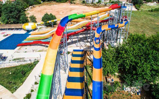 Fethiye Ölüdeniz Water World Aquapark'ta Tüm Gün Aquapark Girişi ve Sınırsız Eğlence Fırsatı!