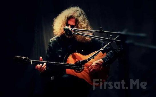 3 Haziran'da İzmir Kültür Park Açık Hava Tiyatrosu'nda Cem Adrian ve Ahmet Aslan Konser Giriş Bileti