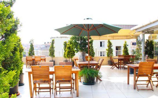 Merter Nüans Hotel'de Kahvaltı ve Konaklama Keyfi