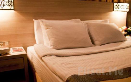 Ankara'nın Merkezinde Ramada Hotel'de 2 Kişi 1 Gece Konaklama Keyfi Kahvaltı Seçeneğiyle
