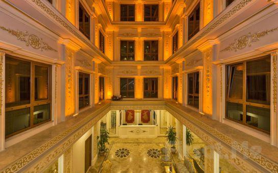 İstanbul Merter Interstellar Hotel'de Spa kullanımı Seçeneğiyle Medikal Mesaj ve Klasik Masaj Keyfi