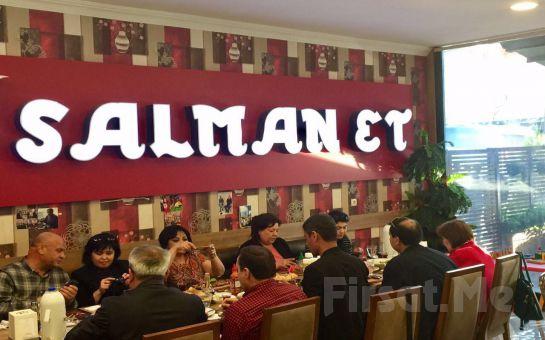 Darıca Emsa Palace Hotel Salman Steak House'da Leziz İftar Menüleri