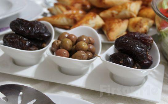 Etimesgut Laçin Park Teras Et-Balık Restorant'ta Limitsiz Meşrubat Eşliğinde Ramazana Özel İftar Yemeği