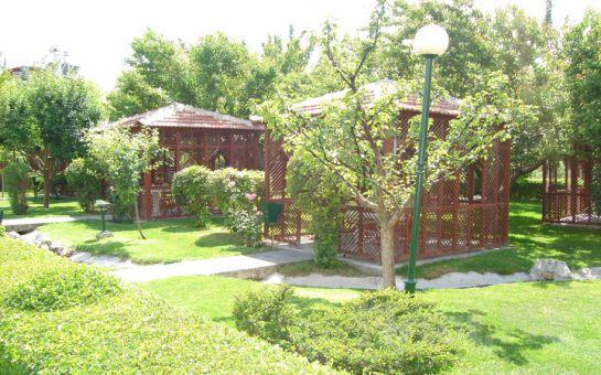Ankara Grand Sıla Otel'de Şehrin Gürültüsünden Uzak, Doğayla İç İçe Ramazana Özel İftar Menüsü