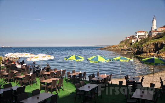 Rumeli Feneri Yalçınkaya Restaurant'ta Muhteşem Deniz Manzarasına Karşı İftar Keyfi