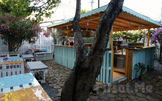 Büyükada Bistro Candy Garden'ın Huzur Dolu Bahçesinde İftar Yemeği Menüsü