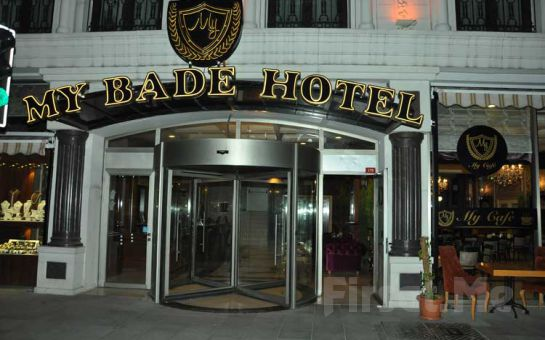 Şişli My Bade Hotel'de Zengin İçerikli Lezzetli İftar Menüleri!