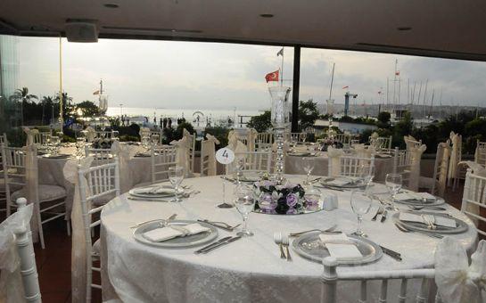 İstanbul Yelken Kulubü'nde Ramazan İftar Menüsü