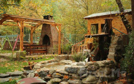 Sapanca Gönül Sofrası Restaurant'ta, Yemyeşil Bahçe İçerisinde Leziz İftar Menüleri