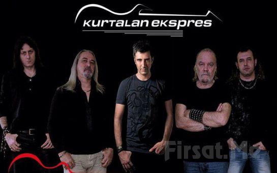 Beyoğlu Sanat Performance'ta 10 Ağustos'ta KURTALAN EKSPRES Açık Hava Konseri Giriş Bileti