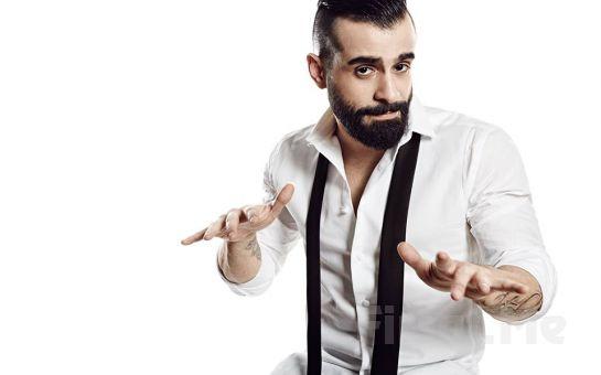 Beyoğlu Sanat Performance'ta 2 Mart'ta GÖKHAN TÜRKMEN Konseri Giriş Bileti!