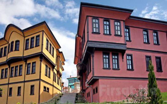 Tur Dünyası'ndan 2 Gün 1 Gece Yarım Pansiyon Otel Konaklamalı Eskişehir Odunpazarı Turu!