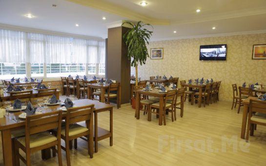 Denize Sıfır Pendik Sahil Butik Hotel'de Lezzetli İftar Menüsü