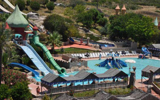 Yenilenen Yüzüyle Didim Aqua Park'ta, Aquapark Giriş Fırsatı